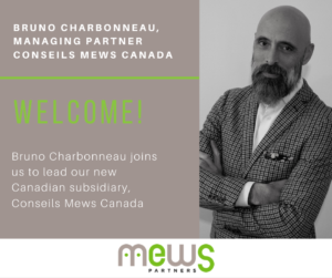 Bruno Charbonneau Mews Partners Canada