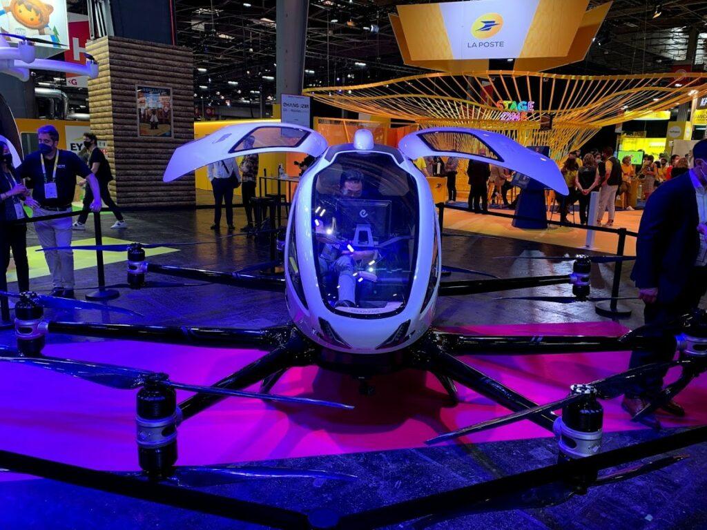 drones_VivaTech 2021