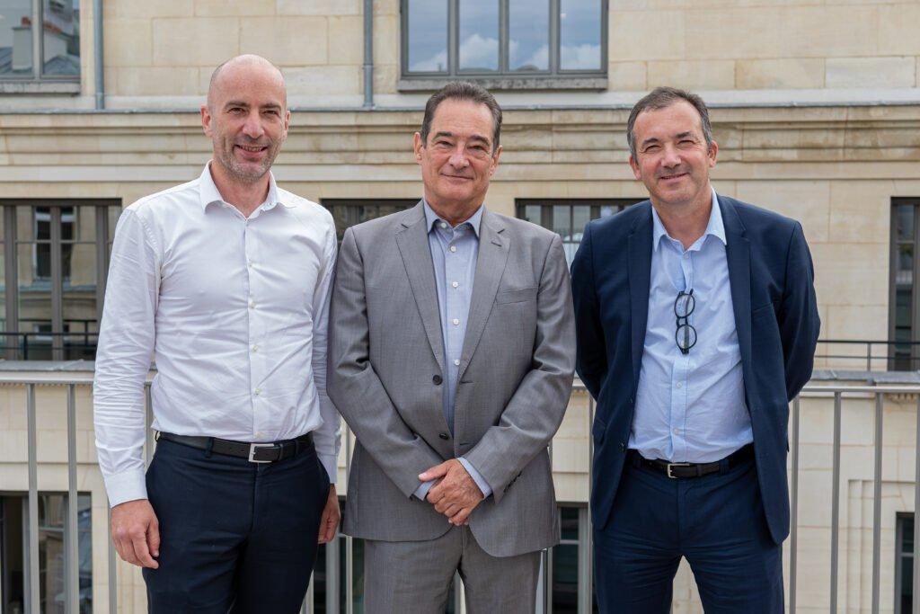 Eurobios Mews Partners Xavier Brucker Herve Zwirn Flavien Lamarque